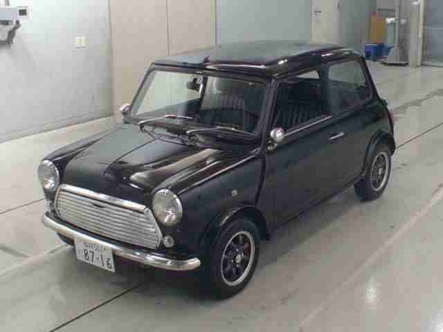 ROVER MINI PAUL SMITH RARE INVESTABLE CLASSIC MINI 1300 AUTOMATIC 1 OF 1800 MADE