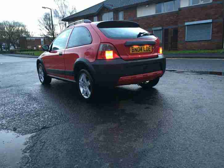 ROVER STREETWISE 12MONTHS MOT 61,000 WONDERFUL SPEC VERY NICE CAR TO DRIVE