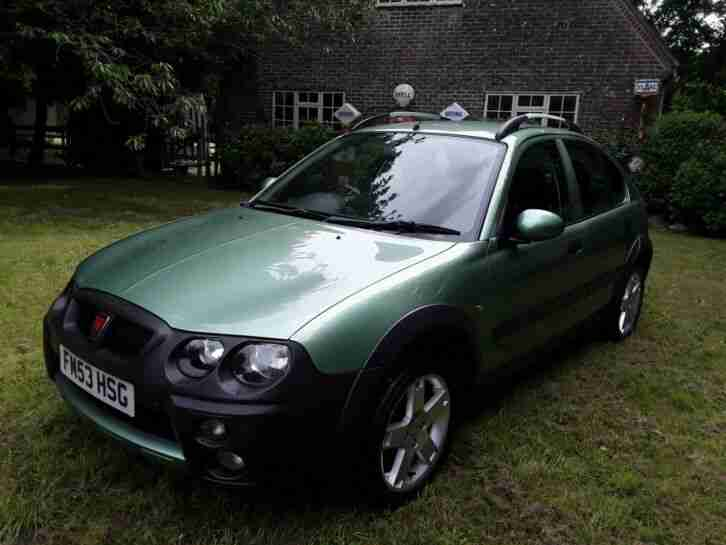 ROVER STREETWISE 2004 LOW MILEAGE STUNNING CAR