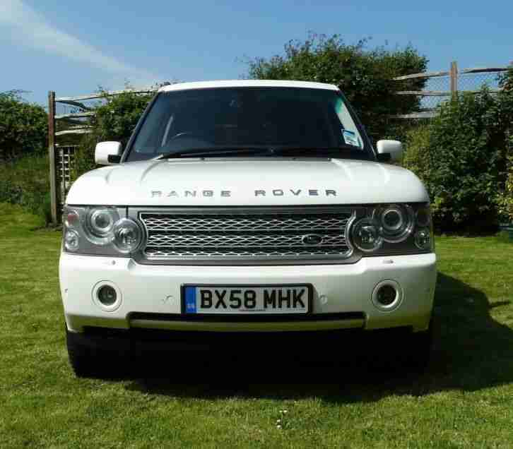 Range Rover Hse Land Car From United Kingdom