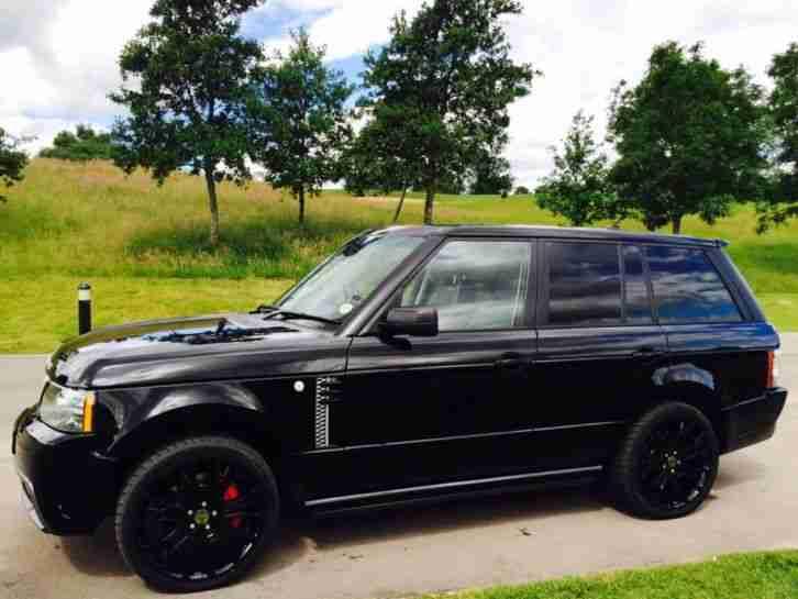 range rover overfinch gt vogue 3 6 tdv8 diesel car for sale. Black Bedroom Furniture Sets. Home Design Ideas