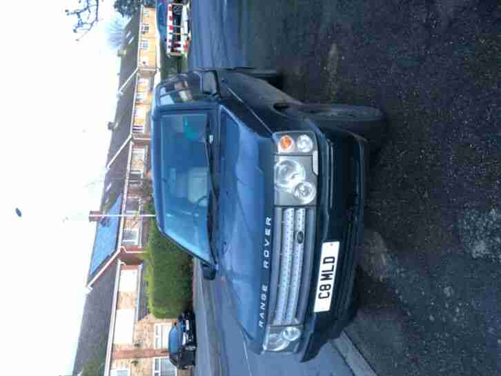 Range Rover P38 4.0L Private Plate, Upgrades, Head Lining