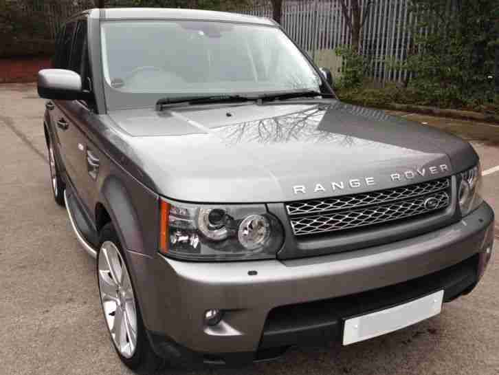 range rover sport hse tdv8 command shift 2010 car for sale. Black Bedroom Furniture Sets. Home Design Ideas