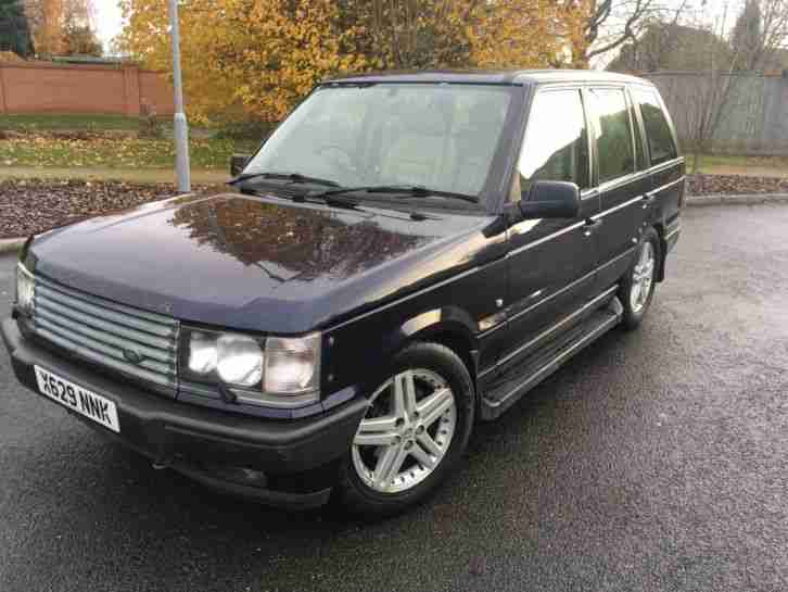 Range Rover Vogue 4.6 2000 Spares repair