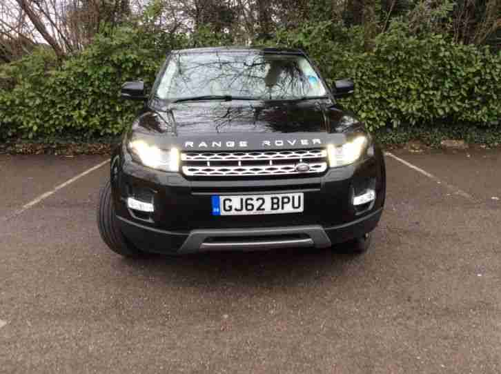 Range Rover evoque. dynamic Prestige. Panoramic roof, Manual Diesel. By