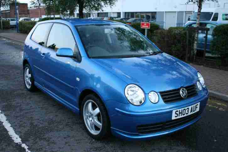 Rare Volkswagen Polo 1.2 Full Body Kit Low Mileage Outstanding Condition