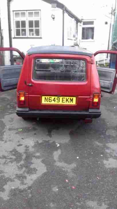 Reliant RIALTO ESTATE SE ONE OWNER FROM NEW 33,000 MILES