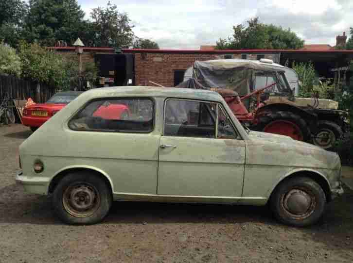 Reliant Car From United Kingdom
