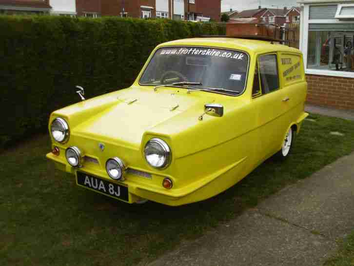 Reliant Regal Supervan Series 3