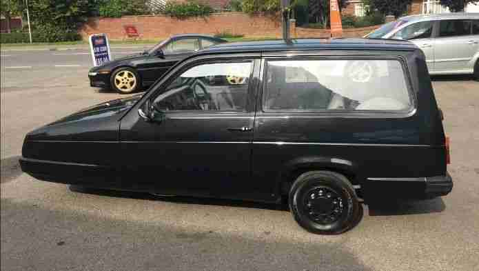 Reliant Rialto Estate, running, mot'd, logbook spares repairs