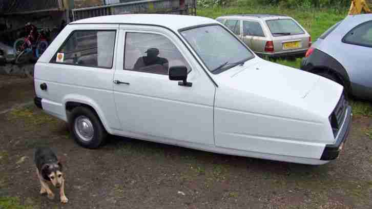 Reliant Rialto GLS. Reliant car from United Kingdom