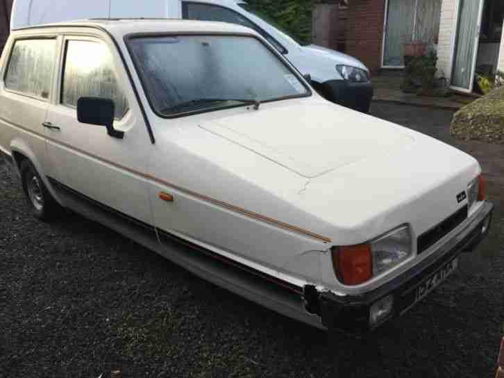 Reliant Robin  Car For Sale