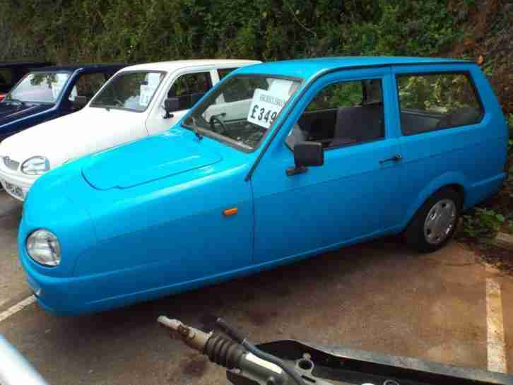 Reliant Robin Hatch SLX