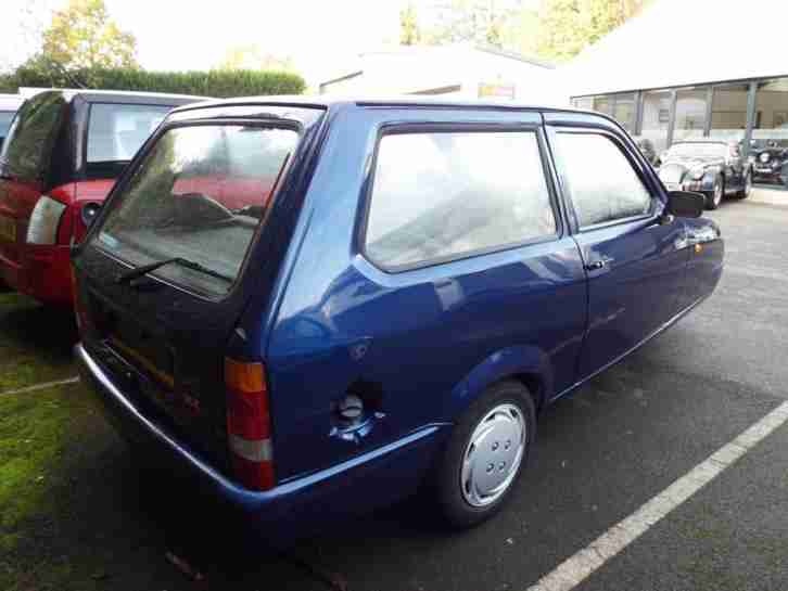 Reliant Robin Hatch SLX New Shape