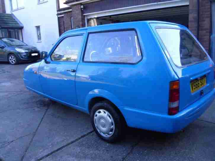 Reliant Robin LX New Shape, Registered 2000, Mot Sep, Delivery at extra Cost