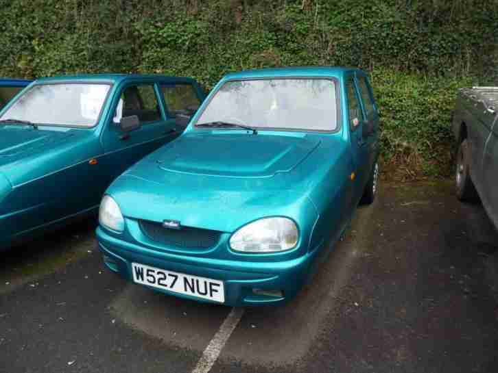 Reliant Robin New. Reliant car from United Kingdom