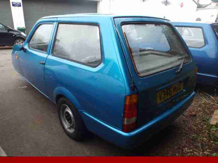 Reliant Robin SLX New Shape. car for sale