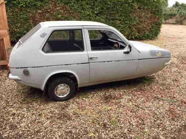 Reliant Robin Super 850 1981 Spares or Repair
