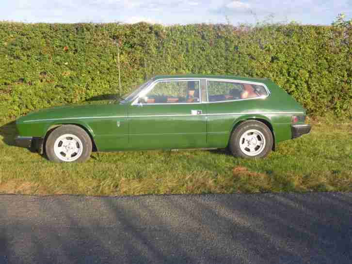 Scimitar GTE 3.0 litre V6 manual