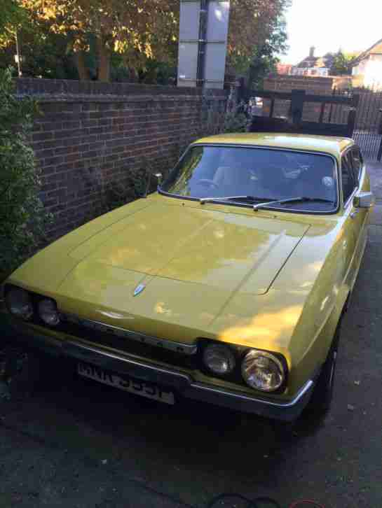 Scimitar Se6 Manual with Overdrive