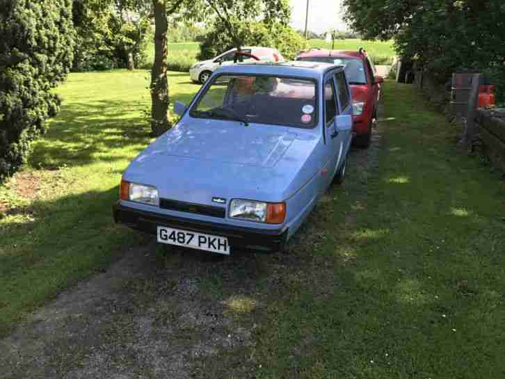 robin low miles full mot good solid