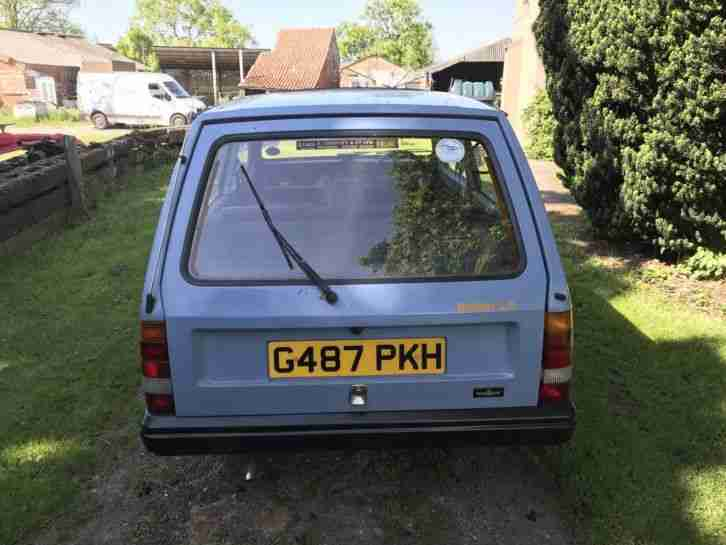 Reliant robin low miles full mot good solid all round robin !!!!