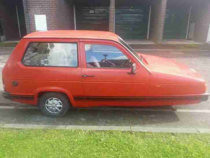 Reliant robin lx ABSOLUTE BARGAIN!!!!!!!!!