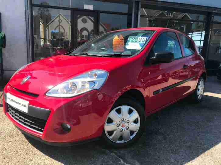 Renault Clio 1.2 16v ( 75bhp ) Extreme 2 Owners From New (Finance Available)