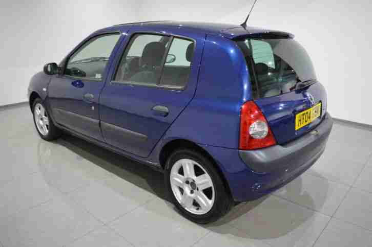 Renault Clio 1.2 16v ( a/c ) Dynamique F/S/H T/BELT CHANGED