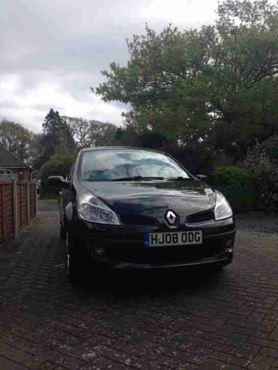 Renault Clio 1.2 Turbo Dynamique, Petrol, 3Dr, Metalic Black.