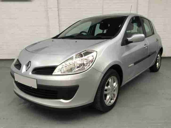 Renault Clio 1.4. Porsche car from United Kingdom