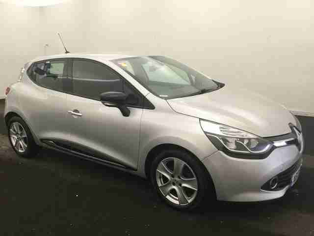 Renault Clio 1.5dCi. Renault car from United Kingdom