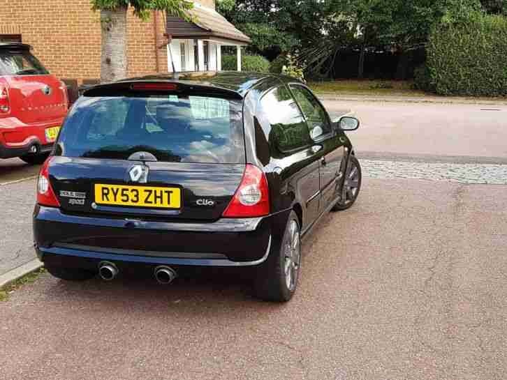 Clio 182 both cup packs cambelt