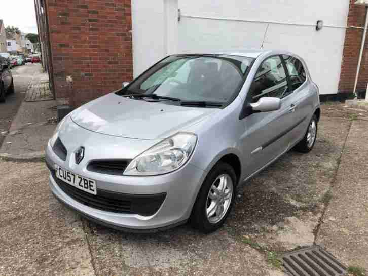 Renault Clio Rip. Renault car from United Kingdom