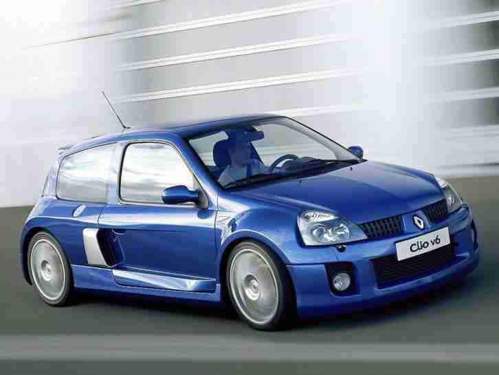 Renault Clio V6 WANTED