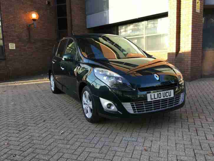 Renault Grand Scenic 1.5dCi ( 106bhp ) Dynamique Tom Tom only £2495