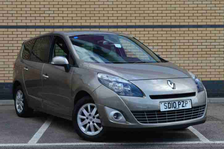 Renault Grand Scenic. Renault car from United Kingdom