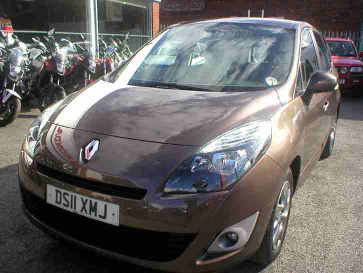 Renault Grand Scenic 1.5dci ( 110bhp ) 2011 Expression SEVEN SEATER