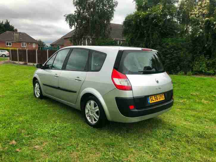 Renault Grand Scenic 1.6 VVT ( 111bhp ) Oasis