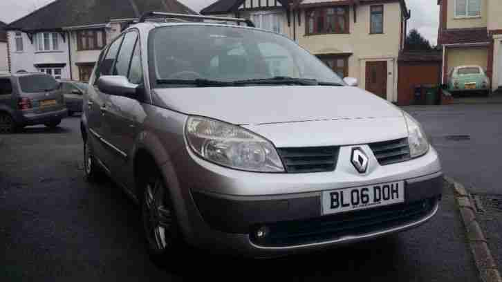 Renault Grand Scenic Automatic LPG LONG MOT 7 seats
