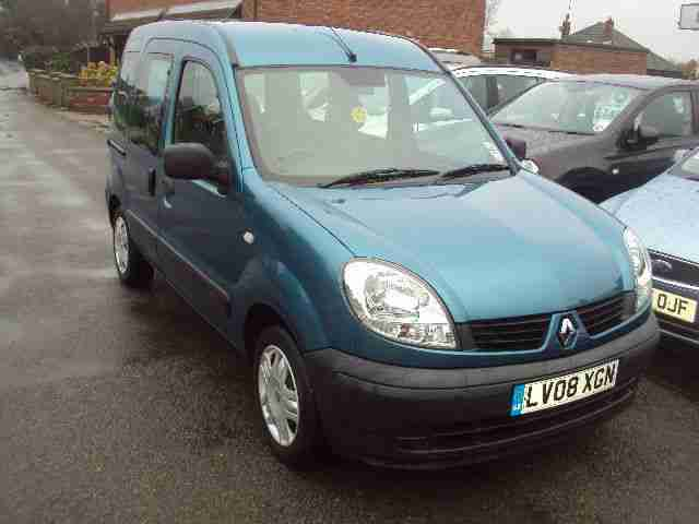 Renault Kangoo 1.2 16v 75 Authentique