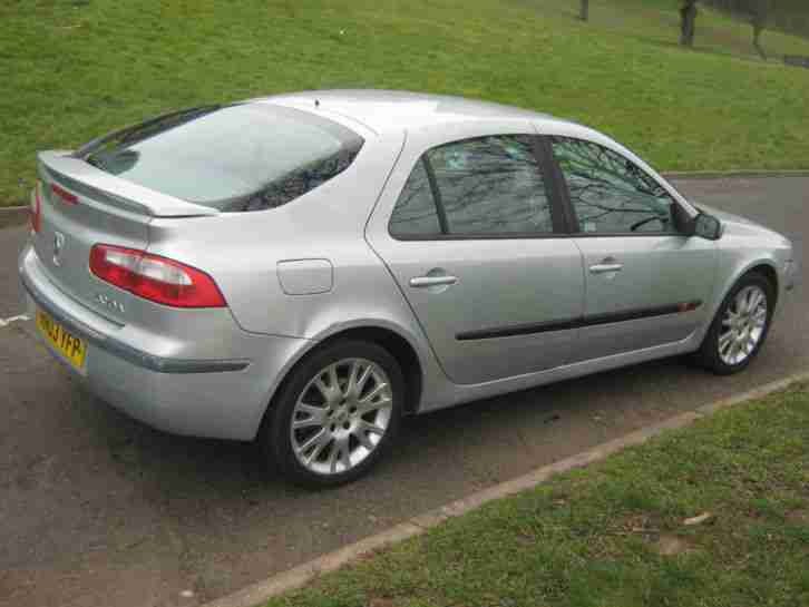 Renault Laguna 1.8 16v 2003MY Dynamique, Timing Belt Changed
