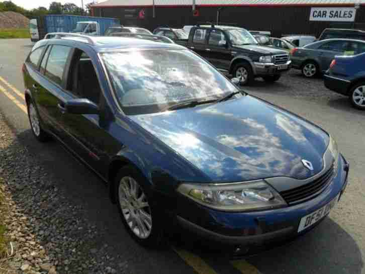 renault laguna 1 8 16v dynamique estate 5d 1783cc car for sale. Black Bedroom Furniture Sets. Home Design Ideas