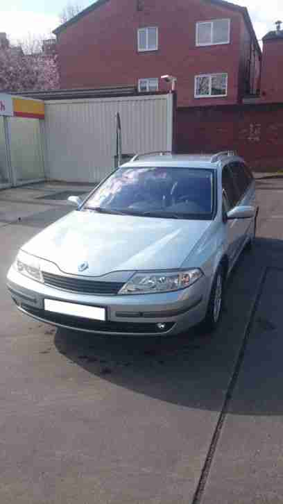 renault laguna ii 1 9 dci estate lhd engine rebuilt last year vgc. Black Bedroom Furniture Sets. Home Design Ideas