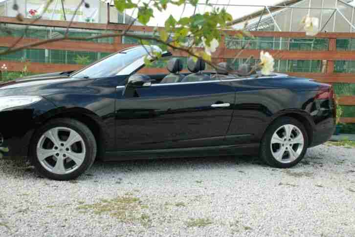 Renault Megane 1.5 DCi Dynamique TomTom Coupe Convertible 51500 miles