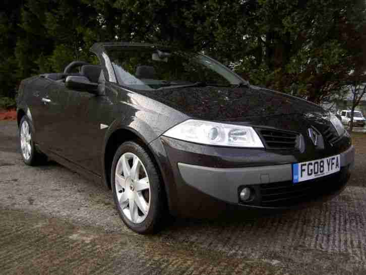 renault megane 1 9 dci 130 fap dynamique coupe cab car for sale. Black Bedroom Furniture Sets. Home Design Ideas