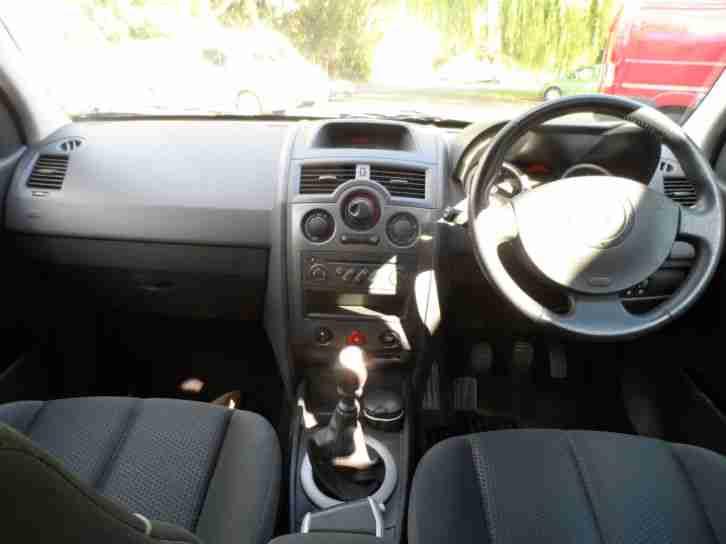Renault Megane 1 9dci Dynamique 5 Door Diesel 56 Plate