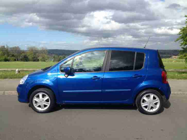 Renault Modus 1.2 Tce 16v ( 100bhp ) Dynamique. Full Service History