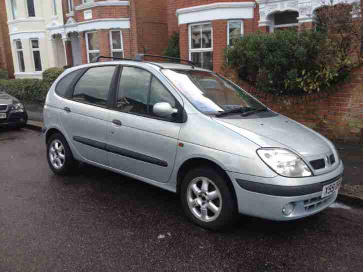 Renault Scenic 1 6 Petrol 2001 Car For Sale
