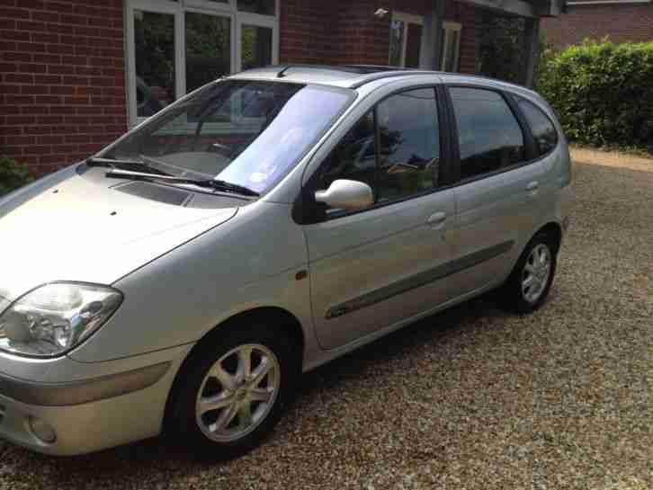 renault scenic privilege monoco 1 8 full mot car for sale. Black Bedroom Furniture Sets. Home Design Ideas